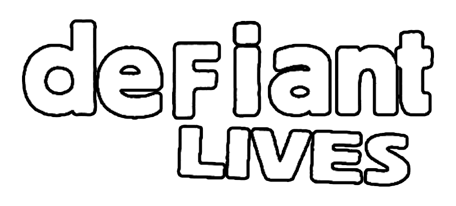 Defiant Lives Logo